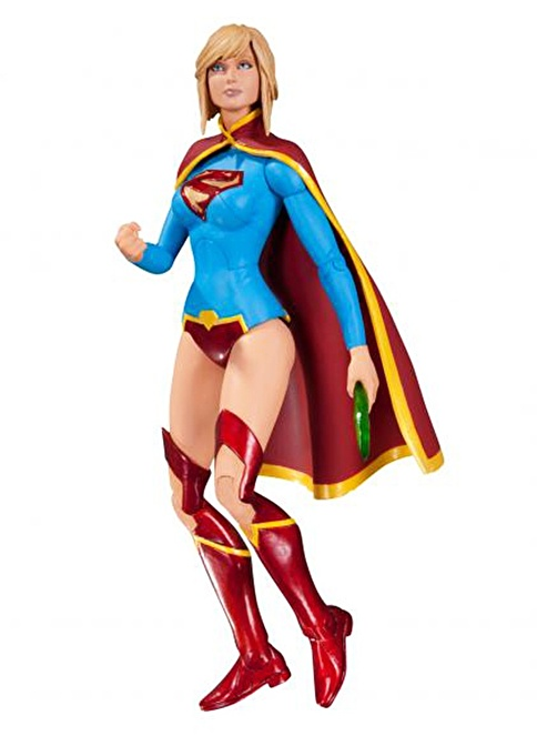 DC Collectibles New 52: Supergirl Action Figure Renkli